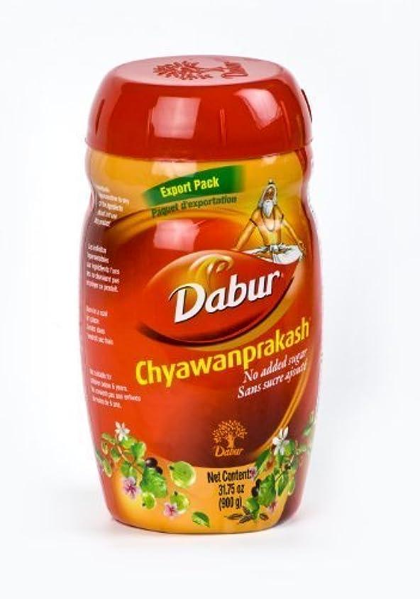 軽食おなじみの犬Dabur Chywan Prakash (Chyawanprash) No Added Sugar 900g by Dabur [並行輸入品]