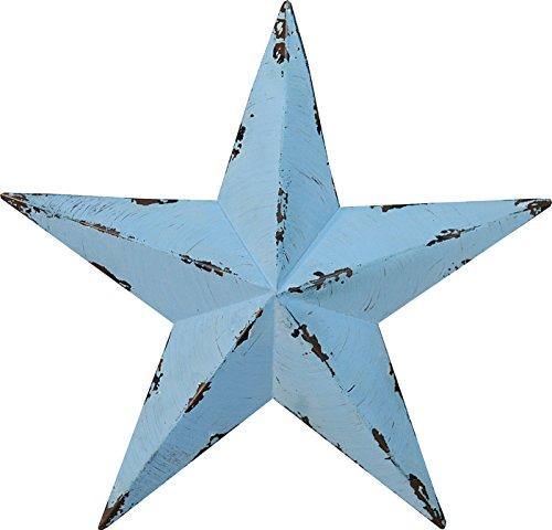Gluck アンティーク調 ブリキの星のオーナメントバーンスター