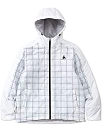 [ルコックスポルティフ]中綿 ジャケット はっ水 保温 防寒 メンズ