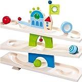 Haba(ハバ) クーゲルバーン・クリッククラック Click Clack Ball Track ボールトラック 木のおもちゃ 木製玩具 知育玩具 3580 並行輸入品