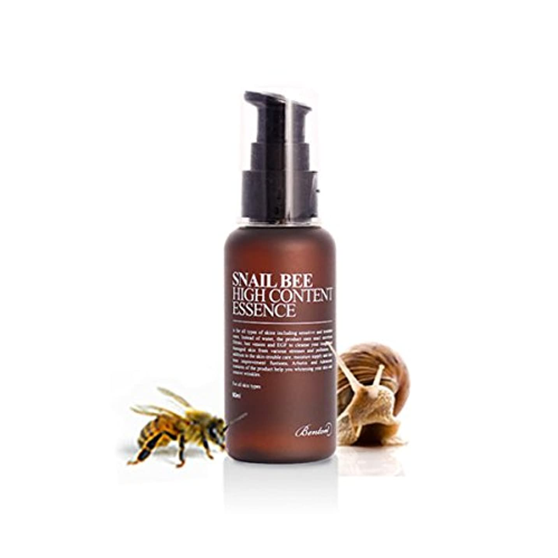 ペット言語ペインギリック[ベントン] Benton カタツムリ蜂ハイコンテンツエッセンス Snail Bee High Content Essence 60ml [並行輸入品]