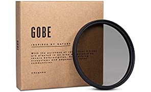 Gobe CPL 58mm Japan Optics 12-Layer Multi-Coated Polarised Filter