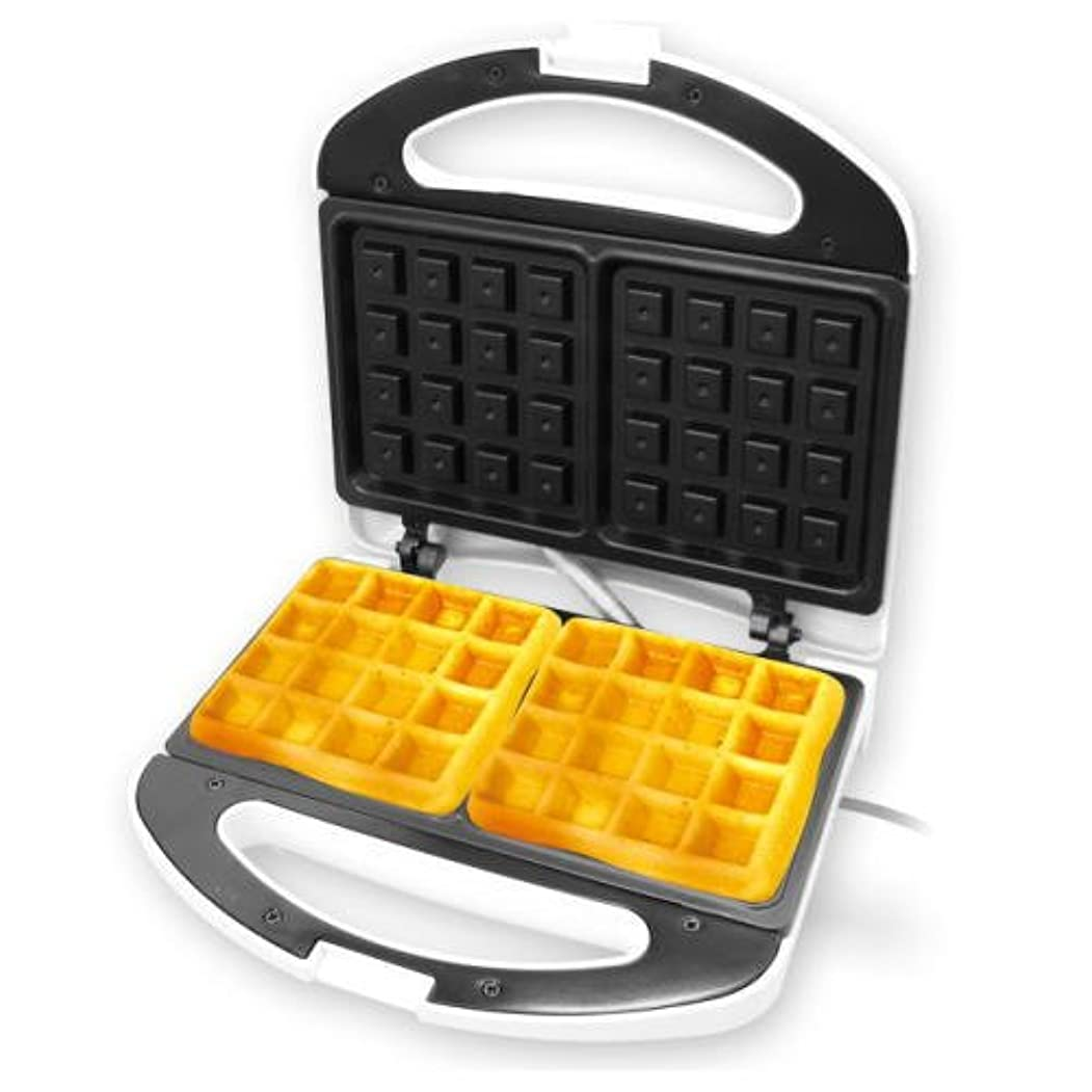 覆す繁栄するハードリングD-STYLIST ダブルワッフルメーカー