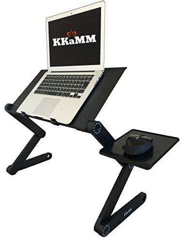 KKaMM ノートパソコンスタンド パソコンデスク PCスタ...
