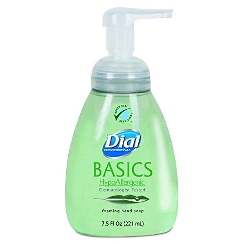 おんどり発音あいまいなダイヤルProfessional 6042 Basics Foaming Hand Soap、7.5 Oz、Honeysuckle