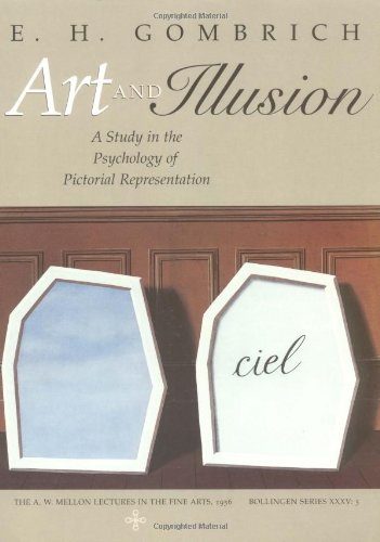 Download Art and Illusion: A Study in the Psychology of Pictoral Representation (Bollingen Series) 0691070008
