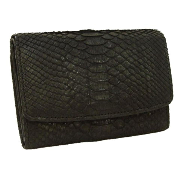 Santa Maria (サンタマリア) パイソン 蛇革 財布 レディース 3371