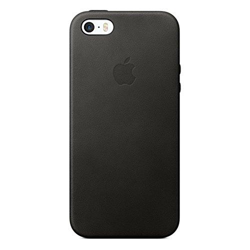 Apple(アップル) 純正 iPhone SE / 5s / 5用 レザーケース ブラック
