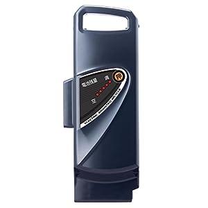 Panasonic(パナソニック) リチウムイオンバッテリー NKY450B02B/25.2V-8.9Ah 黒 ブラック