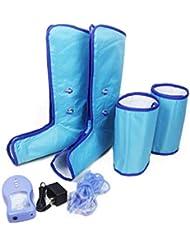 循環および筋肉苦痛救助のための空気圧縮の足覆いのマッサージャー、足のふくらはぎおよび腿の循環のMassagetherapyの足の暖かい人
