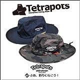 テトラポッツ 帽子 テトラハット2 TPC-012 ((CAMO) カモ/テトラハット2(TPC-012))