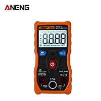 Data Multimeter Ncv Digital Lcd Ac/Dc Voltmeter Auto Range Diode Resistence Frequency Capacitance Tester