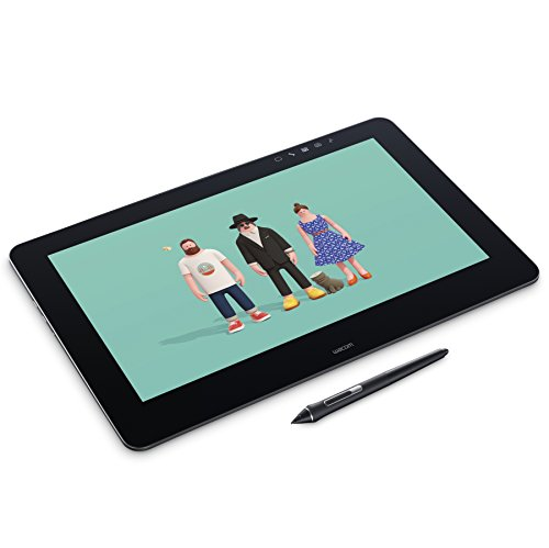 【Amazon.co.jp Limited】Wacom drawing tablet with screen 15.6型 Wacom Cintiq Pro 16 With original data bonus TDTH-1620/K0