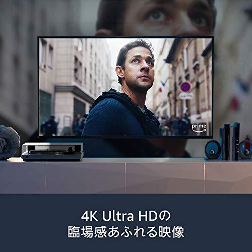 『Fire TV Stick 4K - Alexa対応音声認識リモコン付属』の3枚目の画像