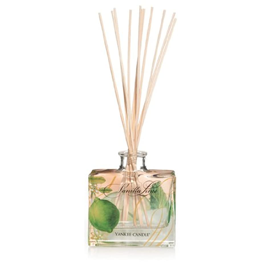 1166348バニラライム署名Reed Diffuser by Yankee Candle 3 oz