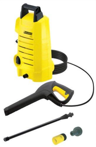 KARCHER 【確かな洗浄能力! 家庭用高圧洗浄機入門タイプ】高圧洗浄機 K2.020