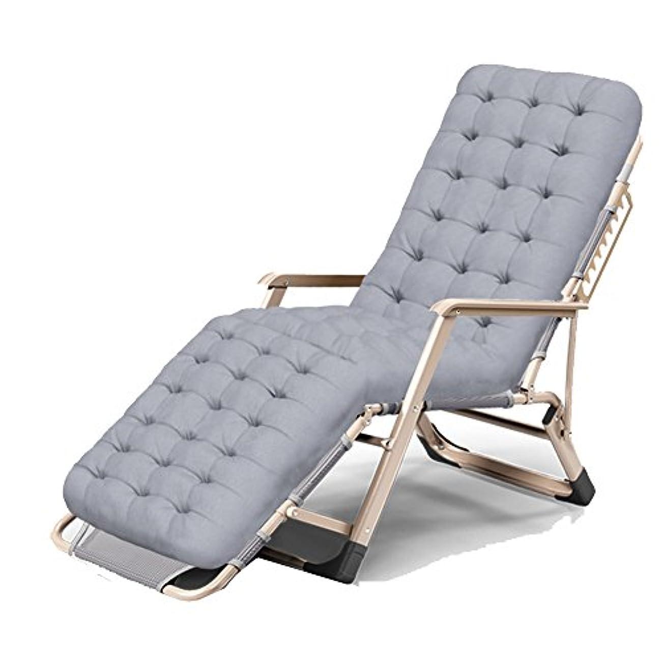 リハーサル商品モンゴメリーKTYXDE 折り畳み式ベッドランチベッド単純折りたたみ式リクライニング式寝袋 折りたたみ椅子 (色 : C)