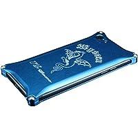 アールズギア ワイバン スマートフォンケース iPhon7 用 ブルー XXSP-0004-BU
