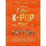 韓国楽譜集 アイ ラブ ケイポップ I LOVE K - POP ピアノ演奏曲集