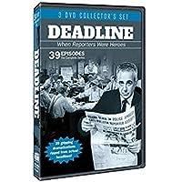 Deadline: The Complete 39 Episode Series! [並行輸入品]