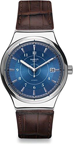 [スウォッチ]SWATCH 腕時計 SISTEM51 IRONY(システム51 アイロニー)機械式自動巻き SISTEM FLY YIS404 メンズ 【正規輸入品】