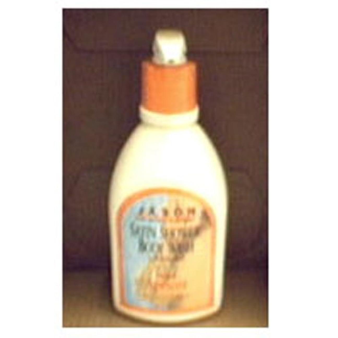 アフリカ臭い抵抗JASON NATURAL PRODUCTS BODY WASH,APRICOT SATIN, 30 FZ by Jason Natural