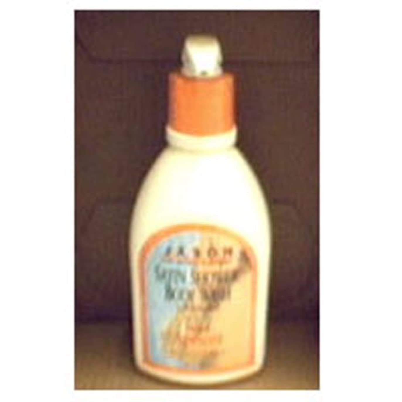 装置不快なガロンJASON NATURAL PRODUCTS BODY WASH,APRICOT SATIN, 30 FZ by Jason Natural