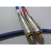 MOGAMI モガミ 2534 RCAケーブル 2本1セット / CANARE F-09 (1.0m)
