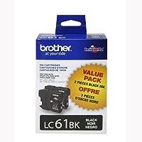 brtlc612pks–Brotherブラックインクカートリッジ
