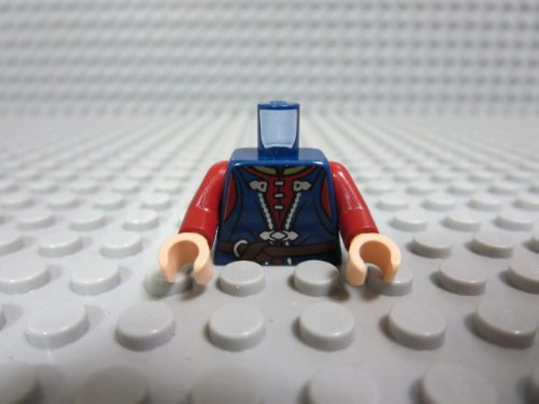 レゴ ミニフィグ 【トルソー】 1150_Dark Blue