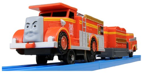 プラレール TS-19 プラレール消防車フリン