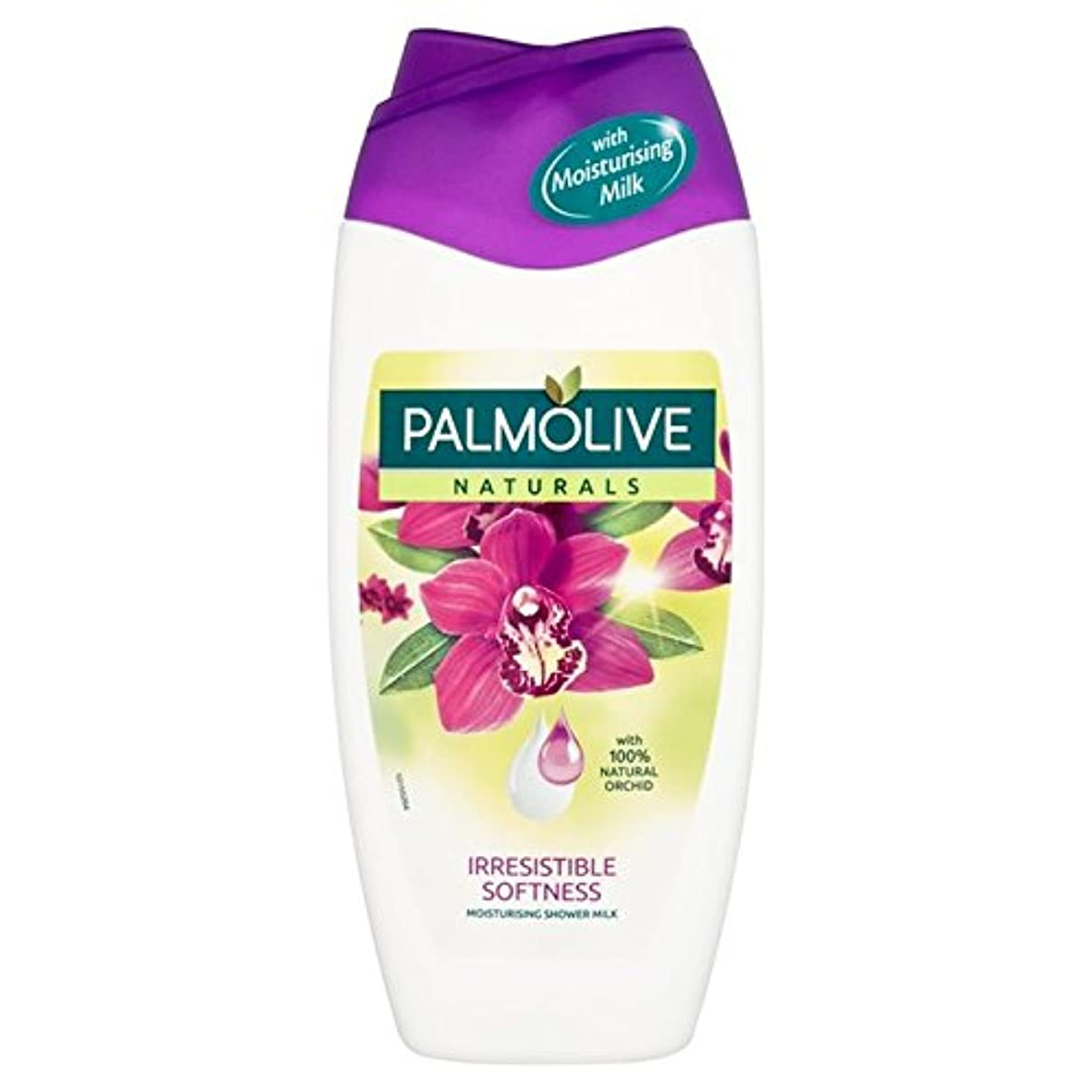 愚か百パラナ川Palmolive Naturals Shower Black Orchid 250ml - パルモナチュラルシャワー黒蘭の250ミリリットル [並行輸入品]