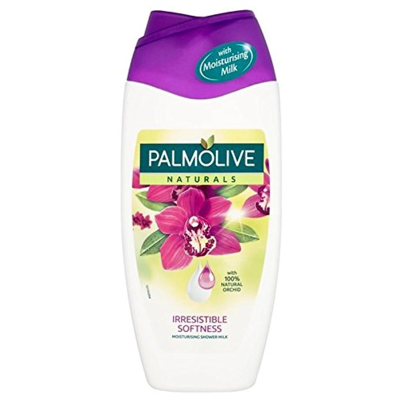 軽量ノーブル名声Palmolive Naturals Shower Black Orchid 250ml - パルモナチュラルシャワー黒蘭の250ミリリットル [並行輸入品]