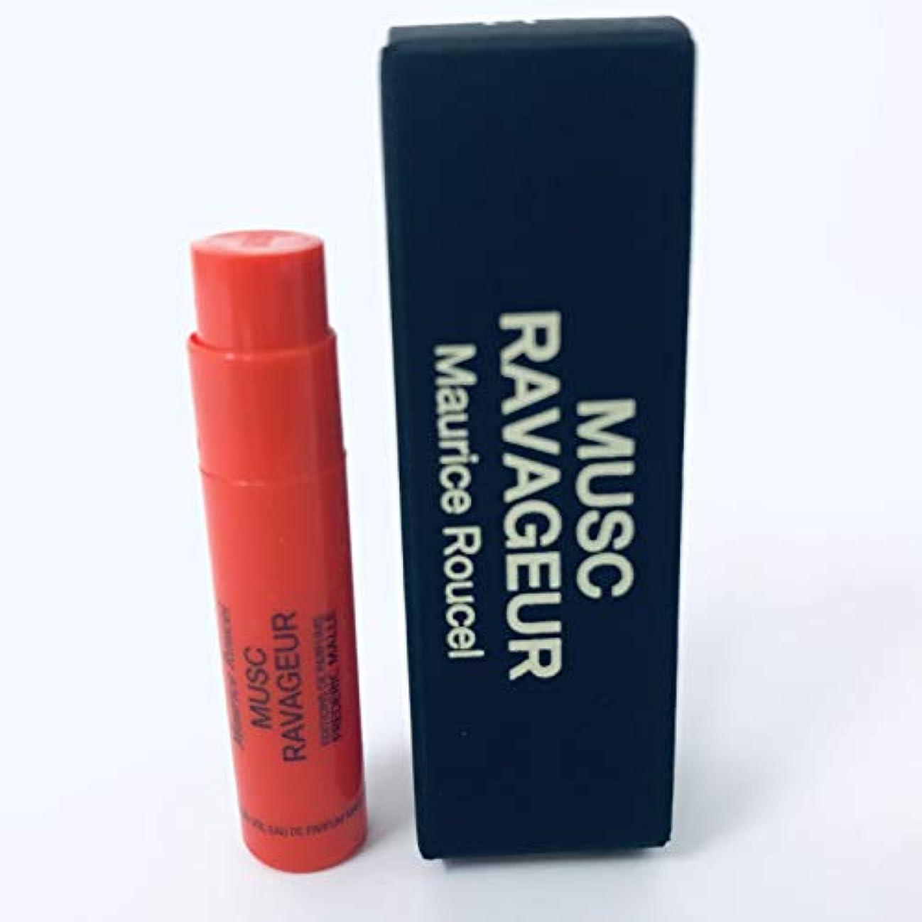 ペフ石化するもしFrederic Malle Musc Ravageur (フレデリック マル ムスク ラバジェール) 0.05 oz (1.5ml) EDP Sample サンプル Spray for Women
