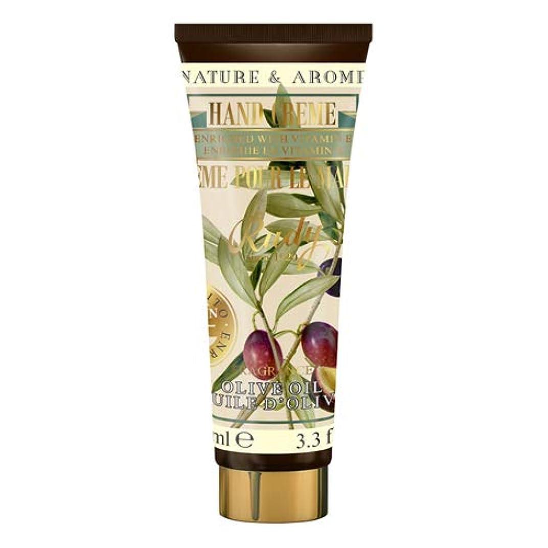 提案樹木草RUDY Nature&Arome Apothecary ネイチャーアロマ アポセカリー Hand Cream ハンドクリーム Olive Oil オリーブオイル