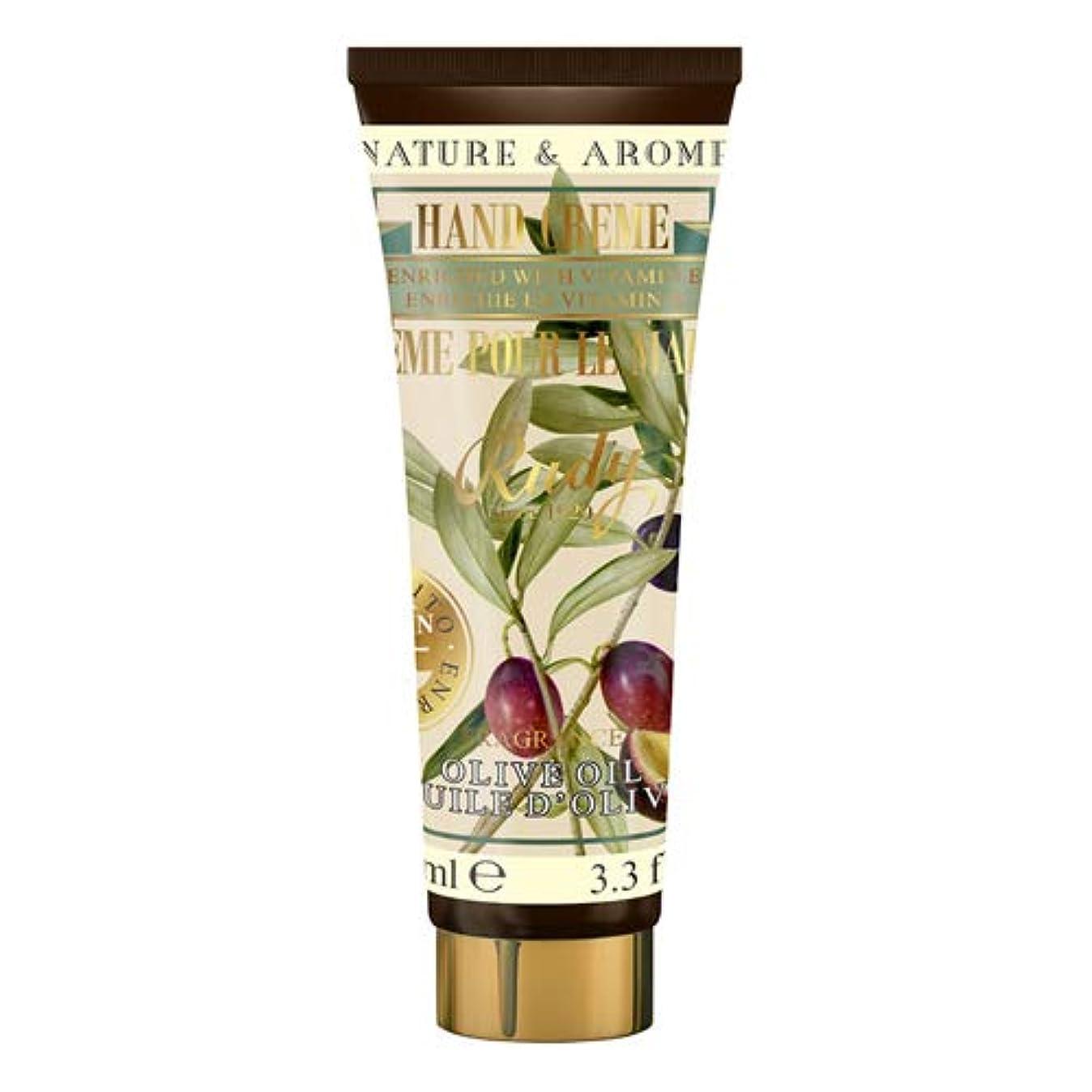申し立てる崇拝するスラッシュRUDY Nature&Arome Apothecary ネイチャーアロマ アポセカリー Hand Cream ハンドクリーム Olive Oil オリーブオイル
