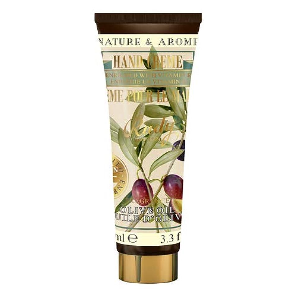 ダイアクリティカル背の高い式ルディ(Rudy) RUDY Nature&Arome Apothecary ネイチャーアロマ アポセカリー Hand Cream ハンドクリーム Olive Oil オリーブオイル