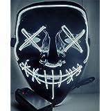 Flash House LED Purge Mask