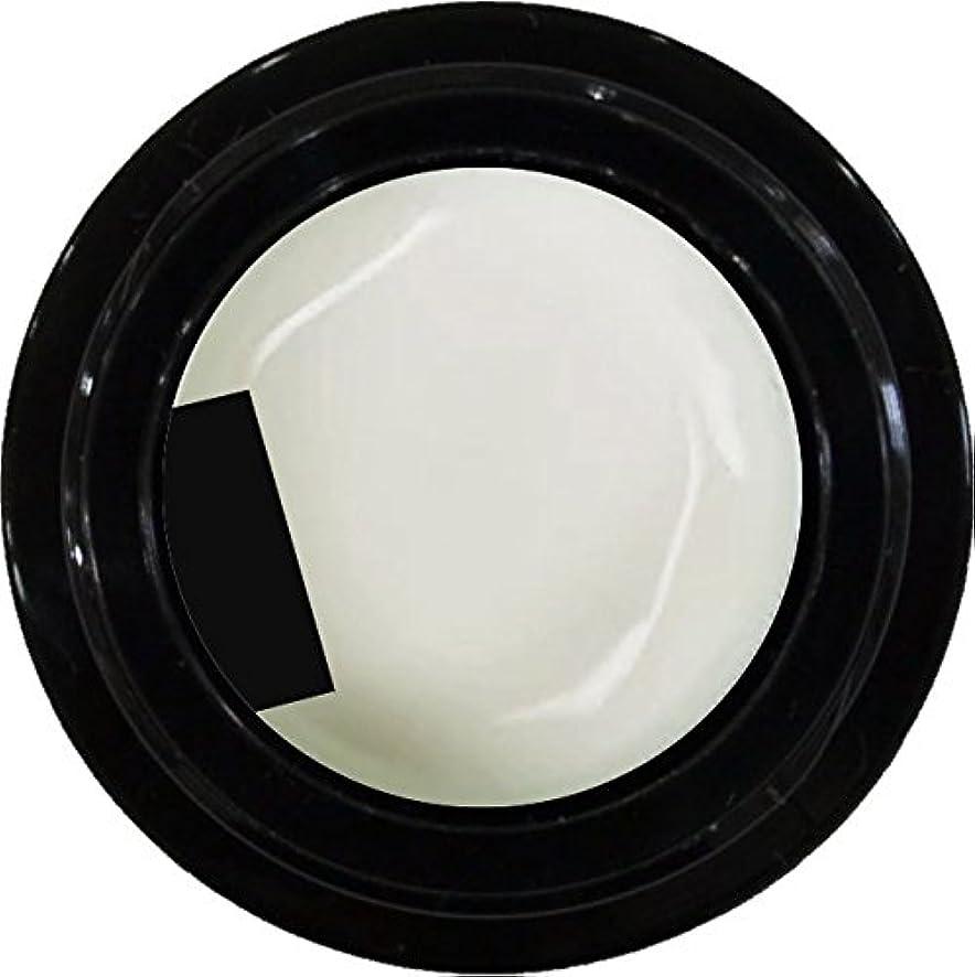 独創的化合物読むカラージェル enchant color gel M003 FrenchWhite 3g/ マットカラージェル M003 フレンチホワイト 3グラム