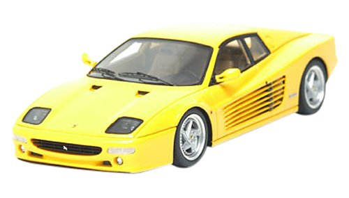 EIDOLON 1/43 FERRARI F512M 1994 Yellow