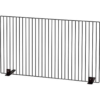 アイリスオーヤマ ペットフェンス ブラウン 90×55cm