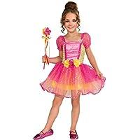 Garden Princess Costume, Pink, Medium [並行輸入品]
