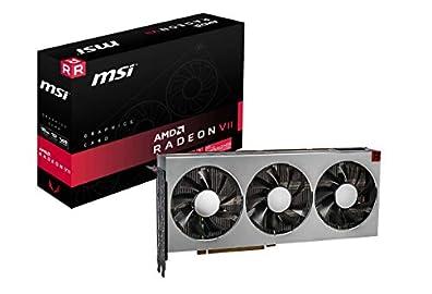 MSI Radeon VII 16G グラフィックスボード VD6891