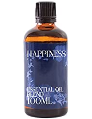 Mystix London | Happiness Essential Oil Blend - 100ml - 100% Pure