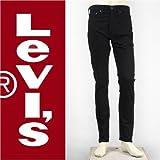 (リーバイス) Levi's 国内正規品 510フィット スキニー ブラックストレッチデニム ムーンシャイン Classic 05510-0392 W29