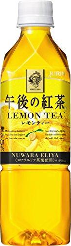 キリン 午後の紅茶 レモンティー PET (500ml×24本)