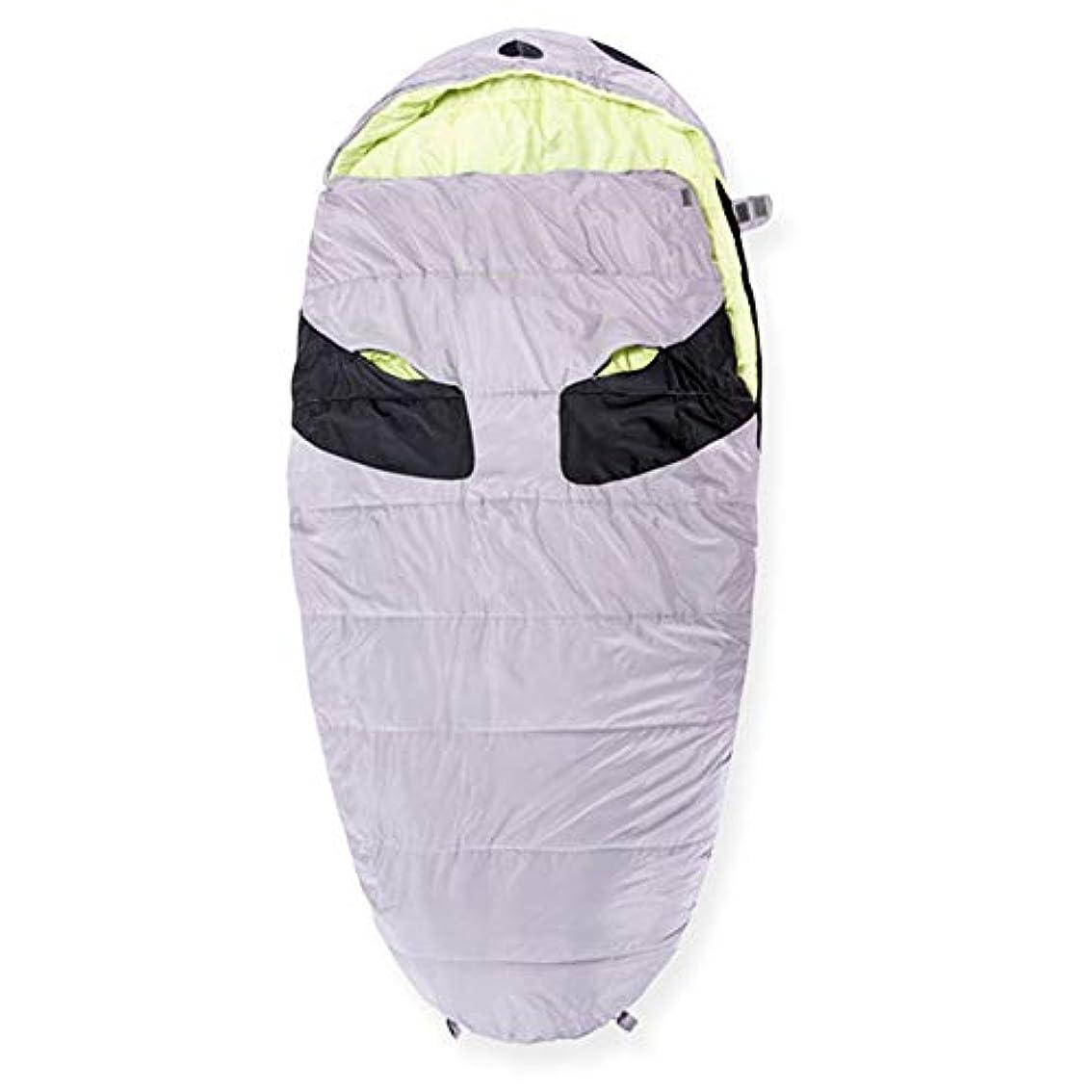 睡眠モディッシュ出版寝袋 冬用 コンパクト 軽量 封筒型 ケーキ形 肥厚 収納袋付き 最低使用温度 -10度