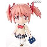 Good Smile Puella Magi Madoka Magica: Madoka Kaname Nendoroid Action Figure School Uniform Ver.