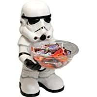Star Wars (スターウォーズ)Stormtrooper Candy Bowl Holder by Rubies TOY ドール 人形 フィギュア(並行輸入)