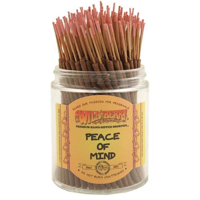 心の平和 – Wild Berry Shorties Incense Sticks – 100